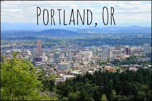 khu vực Portland