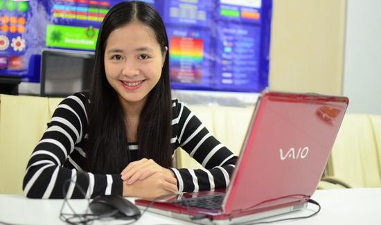 [object XMLDocument] Chị Lê Thúy Hạnh - Tổng Giám đốc Công ty Tiếp thị số (Digimarketing) JSC