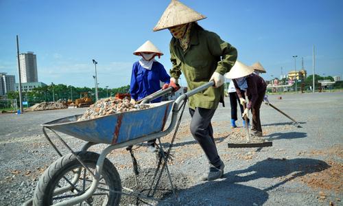 Tổng cầu yếu là trở lực lớn với kinh tế Việt Nam hiện nay. Ảnh minh họa: Anh Quân