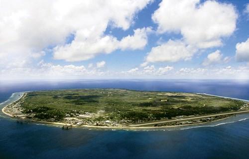 Quốc đảo Namru