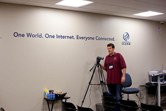 Khẩu hiệu của ICANN