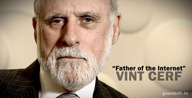 Vint Cerf - Cha đẻ Internet là một trong những người đầu tiên sáng lập nên ICANN