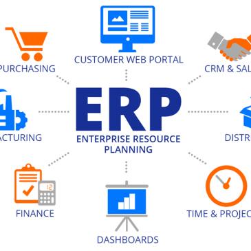 Thách thức ERP trong thời đại 4.0